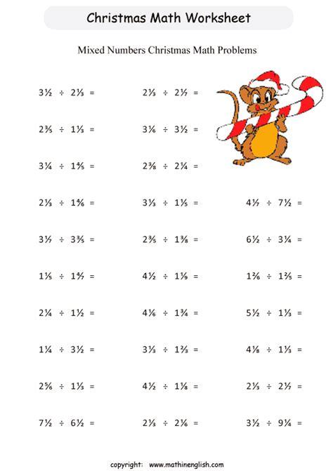 printable word games for grade 6 christmas maths worksheet year 6 christmas maths