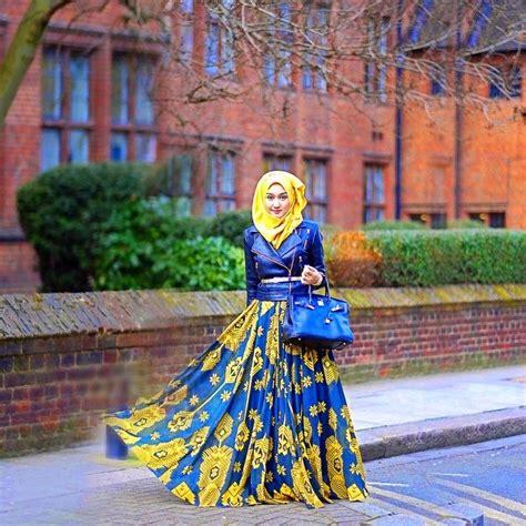 Rok Panjang Cewek Rok Klok Songket Rok Cewek Murah Grosir 7 referensi rok dan dress lucu untuk kamu cewek berhijab