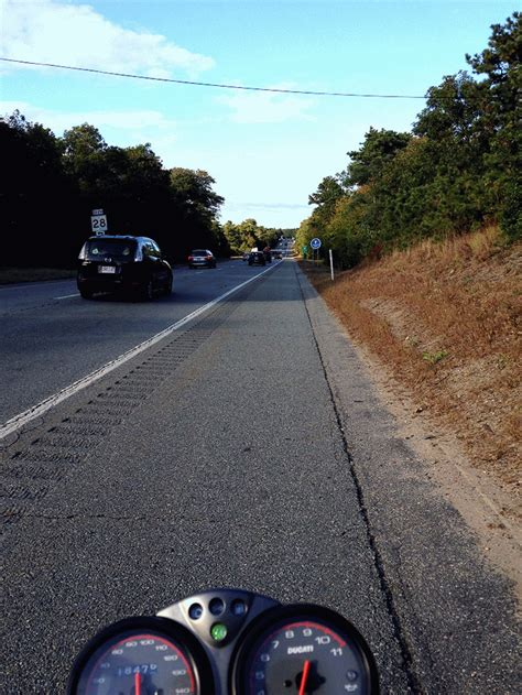 cape cod to boston traffic ducati travelogue of tigh loughhead s motorcycle
