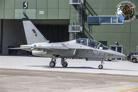 M Fa the aviationist 187 we flown one of the world s most advanced jet trainers the m 346 of the