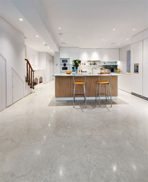 8 best Oyster White Lazenby Polished Concrete images on