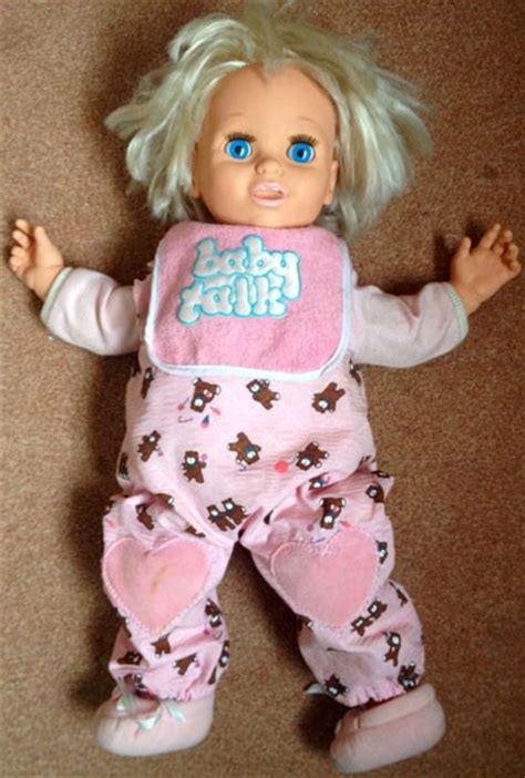 talking baby dolls baby talk dolls ghost of the doll
