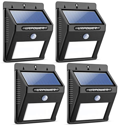 best solar outdoor lights ledwatcher