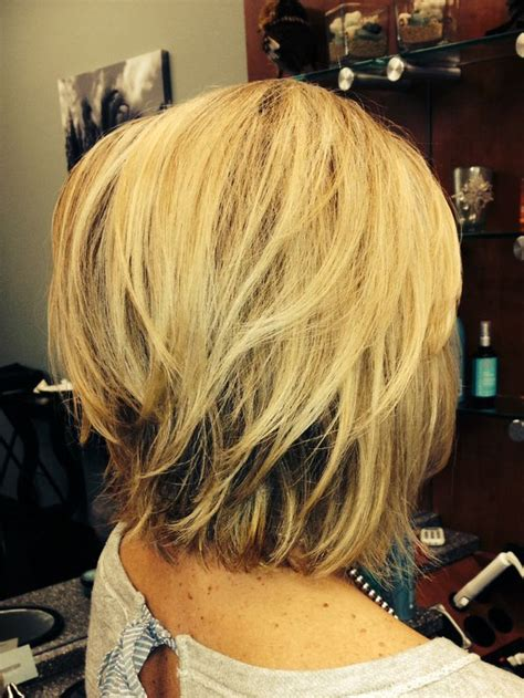 medium stacked layered haircuts 49 best hair styles images on pinterest hair colors