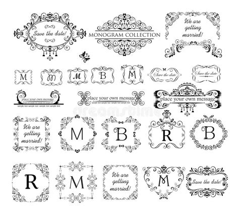 http www topcard tag templates pic m header card desig jpg set of vintage labels headers and frames for wedding