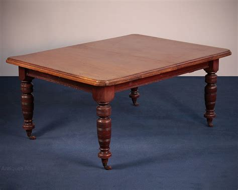 10 Seater Dining Table Mahogany 10 Seater Dining Table C 1890 Antiques Atlas