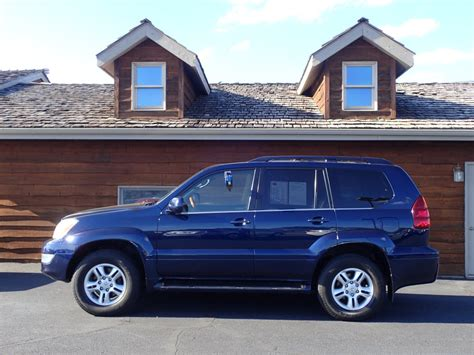 lexus suv blue blue lexus gx for sale used cars on buysellsearch