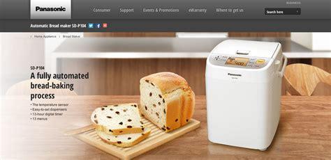 Panasonic Bread Maker Sale milo cake recipe using panasonic bread maker miss