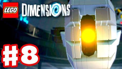 lego dimensions tutorial walkthrough lego dimensions gameplay walkthrough part 8 portal