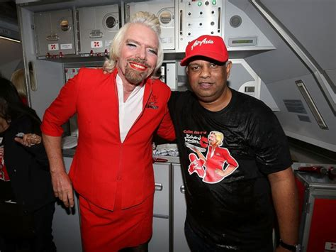 airasia owner airasia ceo tony fernandes in the spotlight following