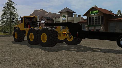 2017 volvo semi volvo a40g semi rock v1 0 for fs 17 farming simulator