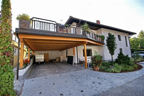 terrasse carport carport mit terrasse my