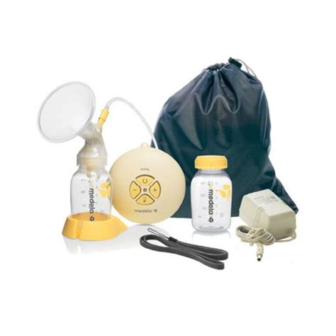 madela swing breast pump medela swing single electric breastpump walmart ca