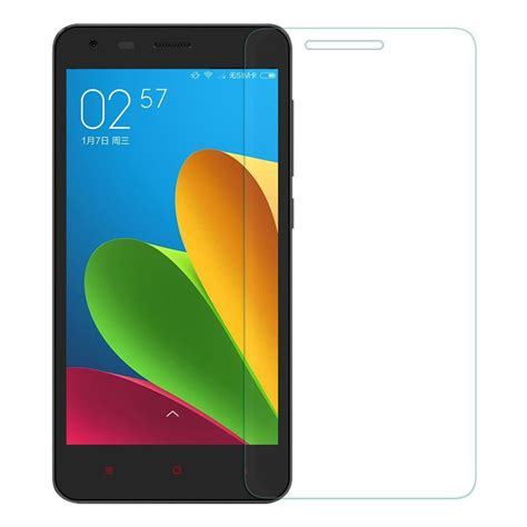 xiaomi redmi 2 tempered glass screen protector سایمان