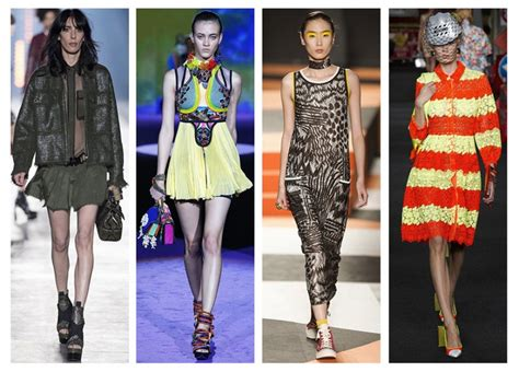 2016 spring fashion trends best spring summer 2016 trends from milan fashion week