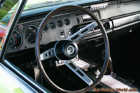 1968 dodge charger dash 1968 dodge charger rt dash picture