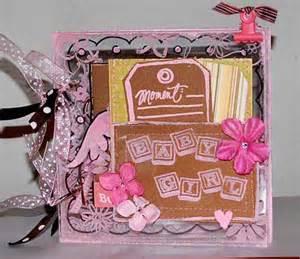 Baby Scrapbook Album Baby Scrapbook Made With Acrylic Paints And Scrapbooking Pens