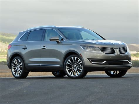 lincoln mtx 2016 lincoln mkx test drive review cargurus