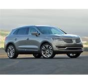 2016 Lincoln MKX  Overview CarGurus