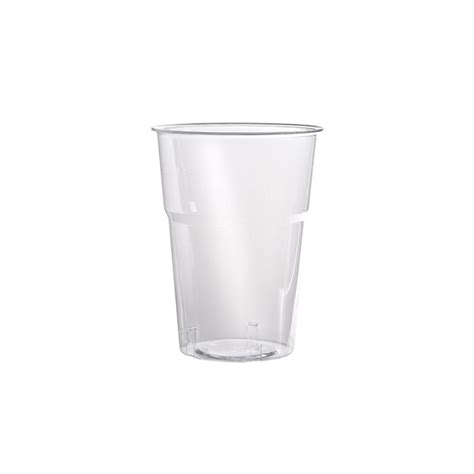 bicchieri polistirolo bicchiere monouso kristall flo in polistirolo trasparente