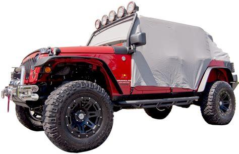 Jeep Cab Cover Rugged Ridge Jeep Cab Cover