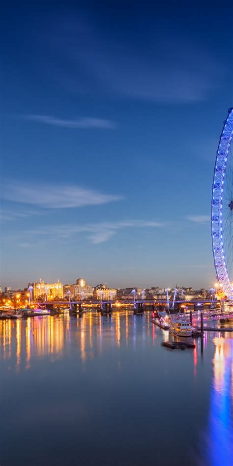 landscape london eye