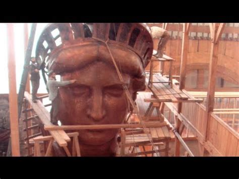 The History of the Statue of Liberty   YouTube
