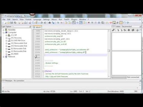 netbeans xdebug tutorial xdebug changing xampp settings in php ini to use xdebug
