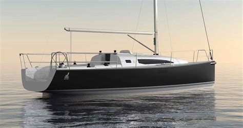 Elegance and evolution in a performance cruising design ... J 112e