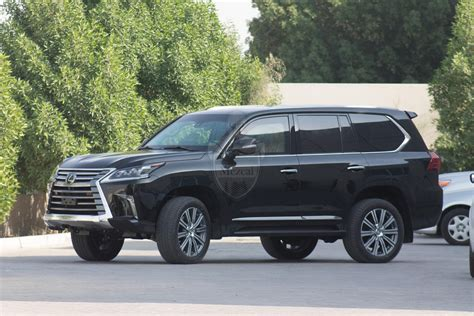 100 Toyota Lexus 570 2017 Lexus Lx 570 Real Physics