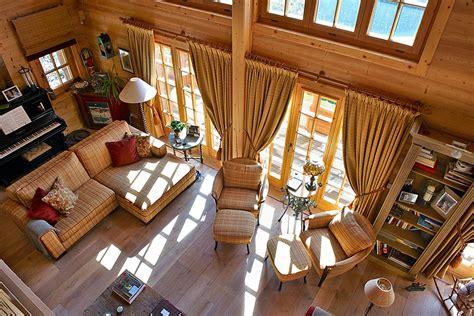 decoration de chalet interieur d 233 coration d int 233 rieur d un chalet cosy et chaleureux