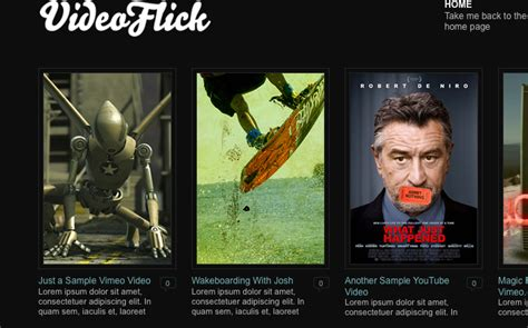 movie themes meaning build a movie review blog with video flick theme wp solver