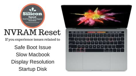 resetting macbook battery memory how to reset nvram on macbook