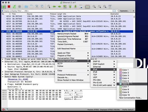 how to read wireshark output doovi download wireshark mac 2 6 0