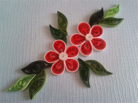 Flower Pattern For Quilling | the gallery for gt quilling designs flowers