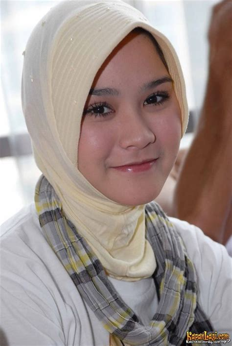 Jilbab Zaskia Sinetron Cinta Drama Indonesia Rcti Sctv Indosiar