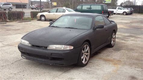 service manual car owners manuals for sale 1996 nissan 240sx parking system purchase used