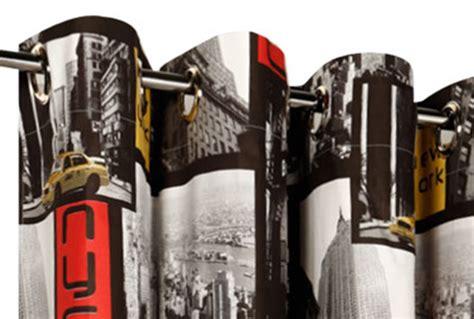 Tissu New York Pour Rideau by Rideaux New York Londres Sur Mesure Achat De Rideaux