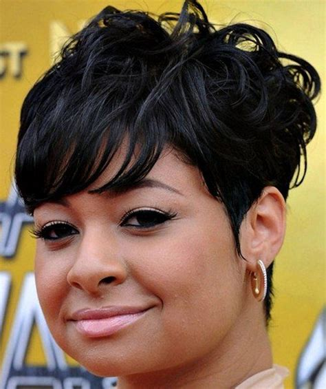 black hairstyles for faces hairstyles - Hairstyles For Faces Black