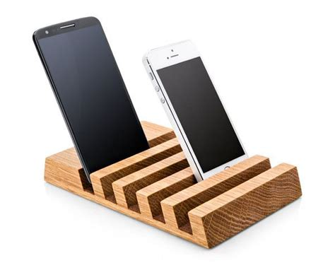wood charging station organizer cool wood charging station organizer minimalist desk design ideas
