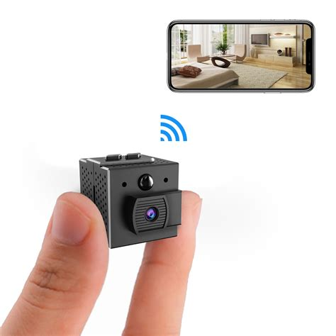 camara wifi mini wifi conbrov wf98 smallest wireless