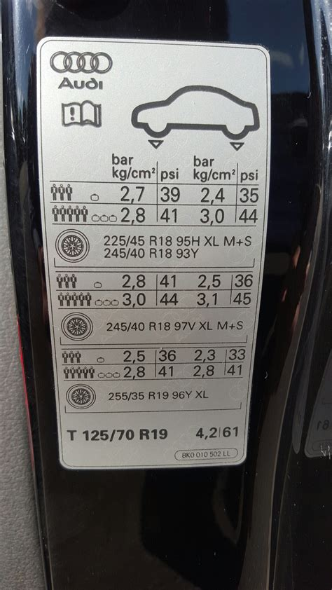tyres for audi a4 audi a4 tire pressure tpms tire pressure monitoring