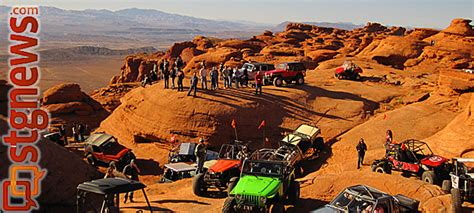 Landscape Rock Hurricane Ut No Mercy Winter On The Rocks All Levels Rock Crawling