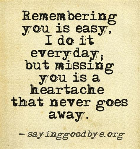 this quote is to true miss the loved ones that have