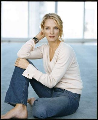 Uma Thurman And Tag Heuer Exclusivity Style And Success by Uma Thurman Publicit 233