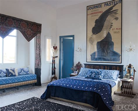 indigo blue bedroom maryam montague thug mansion pinterest