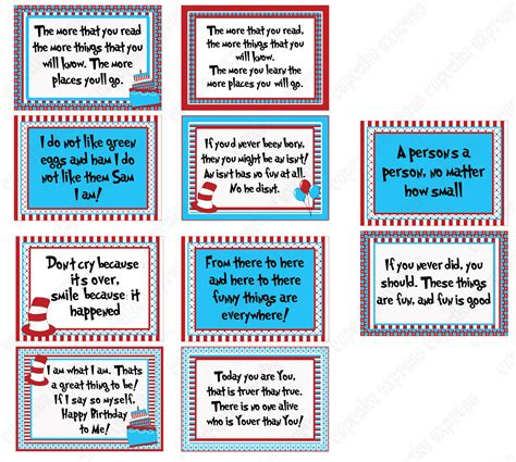 printable birthday quotes free dr seuss birthday quotes quotesgram