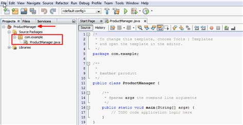tutorial java se netbeans using ejblite and jpa in a javase application