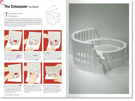 Free Origami Books - free origami architecture patterns origami templates