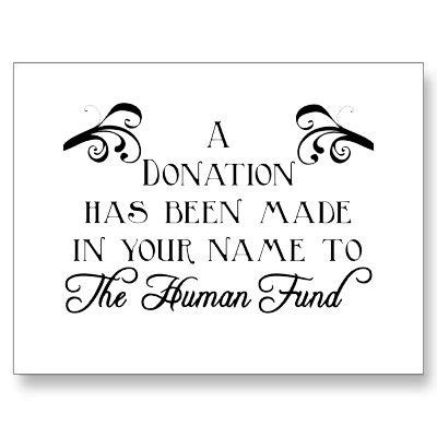 A Donation Has Been Made In Your Name Template Google Search Funniness Pinterest Thank A Donation Has Been Made In Your Honor Template